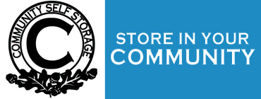 Community Self Storage in Houston, Cypress, Katy and Spring Texas
